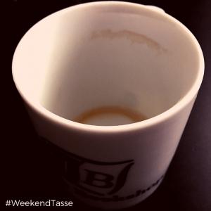 #WeekendTasse