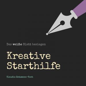 "Coverbild des Onlinekurses ""Kreative Starthilfe"""
