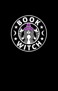 Cover Journal Bookwitch (violetter Hut)