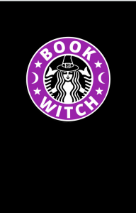 Cover Journal Bookwitch (violett)