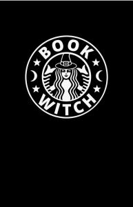 Cover Journal Bookwitch (schwarz)