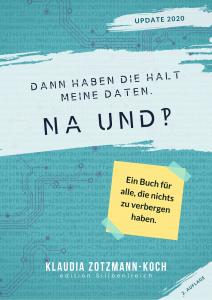Cover der zweiten überarbeiteten Auflage von NaUndDasBuch